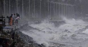طوفان سهمگین «منگهوت» به چین رسید