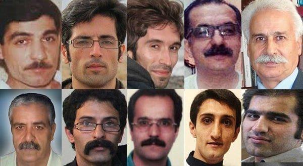 نامه جمعی از زندانیان سیاسی زندان رجایی شهر کرج در محکومیت اعدام سه زندانی سیاسی کرد