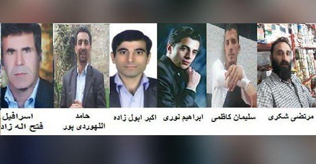 تایید محکومیت ۶ تن از فعالان آذربایجانی و معترضین به برنامه فیتیله