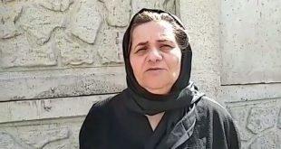 پیام ویدئویی مادر سهیل عربی در مورد ضرب و شتم فرزندش