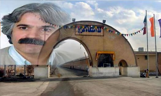 زندانی سیاسی مهدی فراحی شاندیز در هشتمین سال زندان محروم از درمان