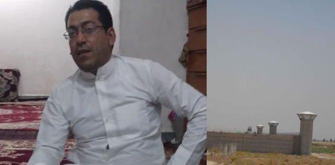 آزادی احمد نیسی پس از ۲ سال حبس از زندان شیبان اهواز
