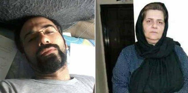 پرونده سازی جدید علیه سهیل عربی و آزار و اذیت خانواده این زندانی سیاسی