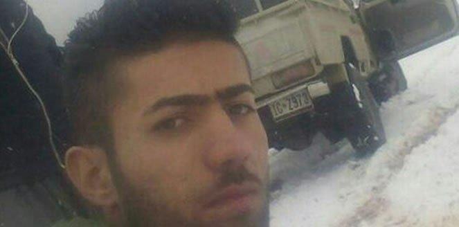 کشتن یک کاسبکار کرد با شلیک مستقیم نیروهای نظامی در مریوان