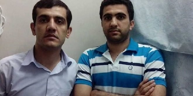 انتقال زندانیان سیاسی زانیار و لقمان مرادی به محل نامعلوم