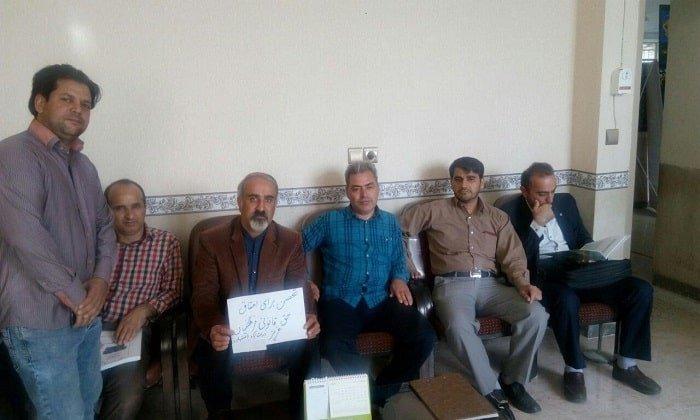 دومین روز تحصن معلمان در ایران همراه با تصاویر
