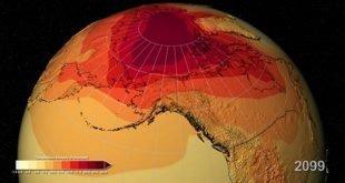 افزایش دمای زمین باید به زیر یک و نیم درجه برسد