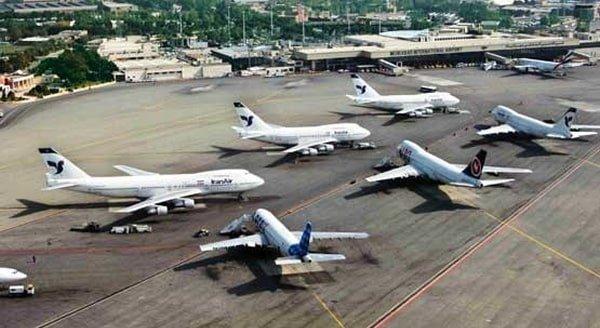 با پرداخت نشدن ارز شرکتهای هواپیمایی در ایران تا سه ماه دیگر تعطیل می شوند