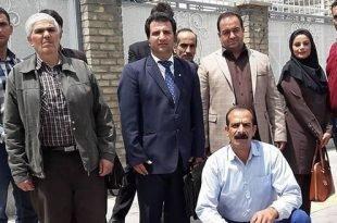 تأیید حکم زندان و شلاق برای ۱۱ فعال مدنی اراک
