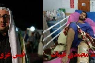 ربوده شدن یک فعال عرب در اهواز توسط یک گروه مسلح وابسته به اداره اطلاعات