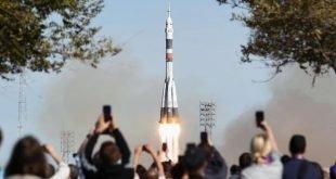 فرود اضطراری دو فضانورد به دلیل نقص فنی فضاپیمای سایوز