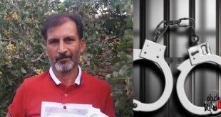 بازداشت محمدرضا رمضانزاده رئیس شورای هماهنگی تشکلهای صنفی معلمان