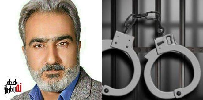 بازداشت فعال صنفی معلمان در آستانه تحصن سراسری معلمان