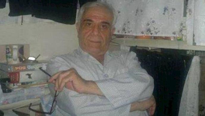 معلم زندانی ارژنگ داوودی زیر شکنجه در زندان مرکزی زاهدان