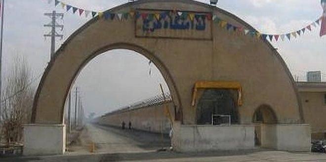 برده داری در زندان مرکزی کرج و بیگاری کشیدن از زندانیان