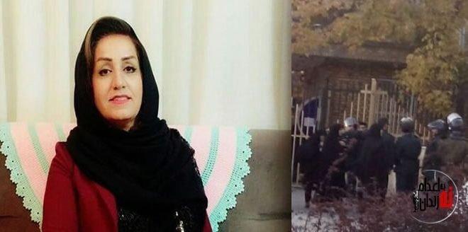 بازداشت یکی از تجمع کنندگان برای آزادی هاشم خواستار