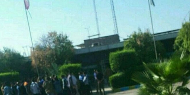 اعتصاب کارگران نیشکر هفت تپه و هشدار به مسئولان حکومتی