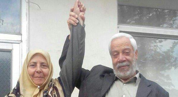 پیام هاشم خواستار به مردم ایران پس از آزادی