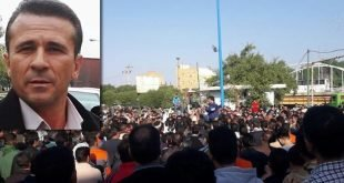 فراخوان جعفر عظیمزاده به مردم شوش و نهادها و سازمانهای داخلی و بین المللی برای حمایت از کارگران