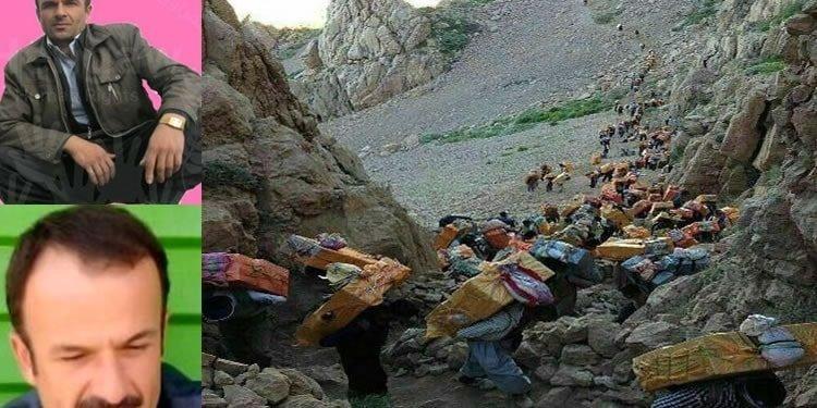 کشته و زخمیشدن دو کولبر در مناطق مرزی ارومیه