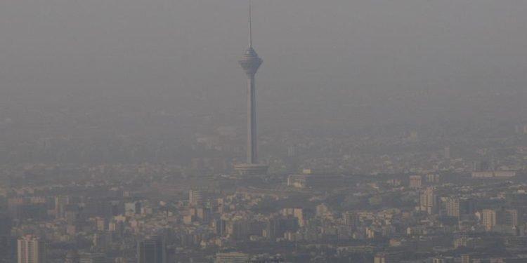 بیش از 4500 تهرانی با آلودگی هوا در یک سال جان باختند