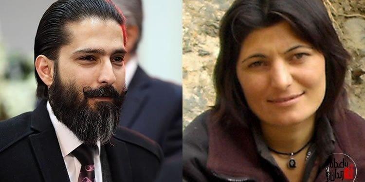 اعتراض زینب جلالیان به بازداشت وکیلش امیرسالار داوودی