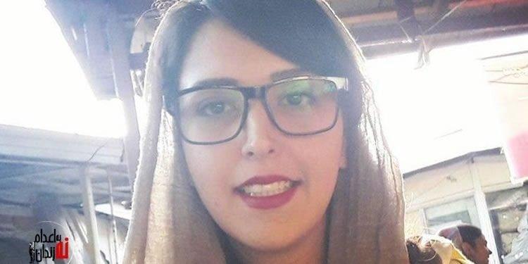 عسل محمدی دانشجوی دانشگاه آزاد تهران بازداشت شد
