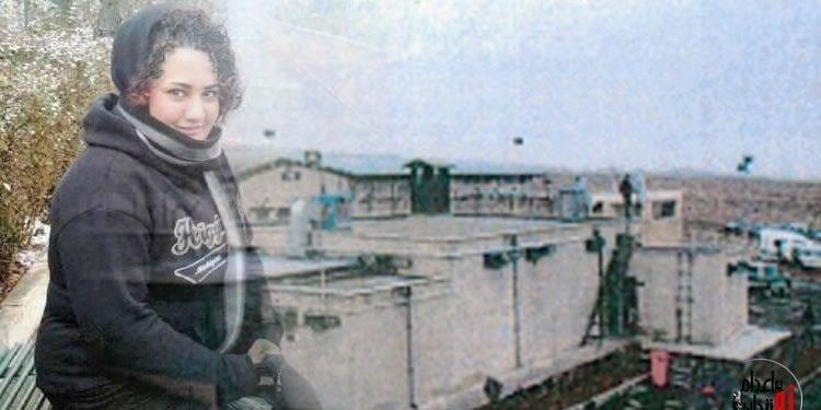 جهنمی به نام زندان قرچک ورامین نامه زندانی سیاسی آتنا دائمی به مناسبت روز جهانی حقوق بشر