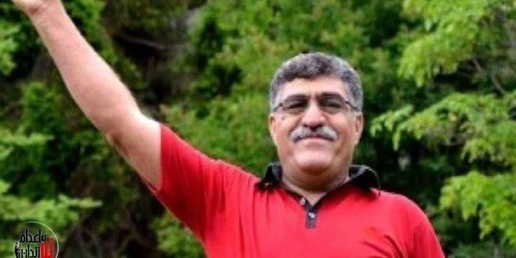 انتقال علی نجاتی با دستبند و پابند به پزشکی قانونی