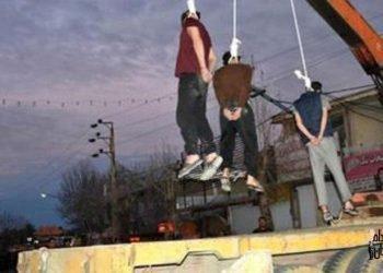 اعدام سه زندانی در ملاعام در شهر یاسوج