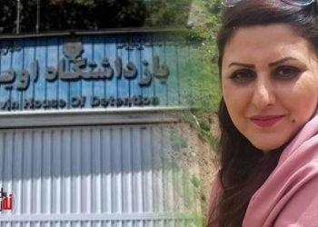 نامه زندانی سیاسی گلرخ ایرایی از زندان اوین در حمایت از اقشار مختلف مردم به جان آمده از دیکتاتوری