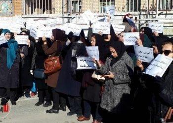 معلمان کرمانشاهی یک معلم بازداشت شده توسط نیروی انتظامی را آزاد کردند