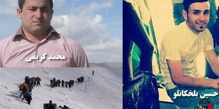 قربانیان کولبری در شهرهای مرزی ظرف ۴۸ ساعت