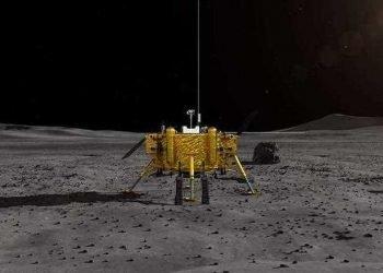 فرود کاوشگرچینی برای اولین بار بر نیمه پنهان ماه