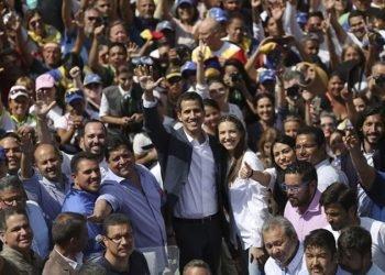 تظاهرات بزرگ روز شنبه در ونزوئلا