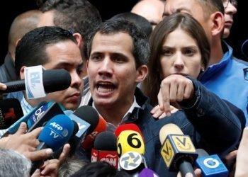 پارلمان اروپا رئیسجمهور موقت ونزوئلا را به رسمیت شناخت