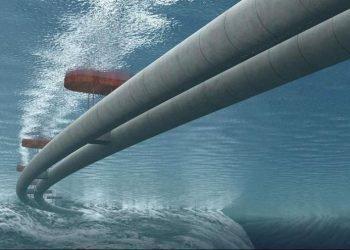 ساخت تونل در دریا برای عبور خودروها در نروژ