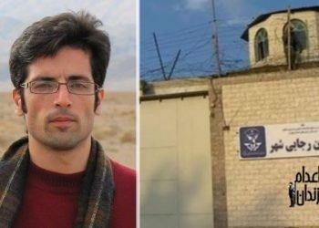 سومین سال زندان مجید اسدی زندانی سیاسی محروم از رسیدگی پزشکی