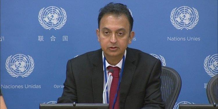 جاوید رحمان، در نشست شورای حقوق بشر