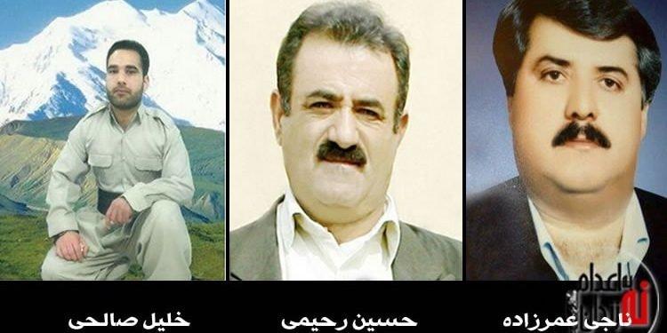 اجرای حکم اعدام ۴ زندانی در زندانهای زاهدان و ارومیه