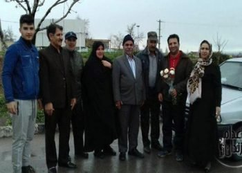 محمد نجفی وکیل دادگستری از زندان آزاد شد