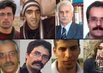 زندانیان سیاسی زندان رجایی شهر کرج محکوم به تحمل دردهای ناشی از شکنجه و بیماری