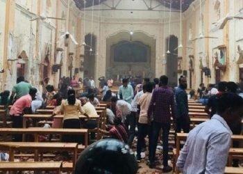 دهها کشته و صدها زخمی در انفجار شش بمب در جشن مسیحیان سریلانکا