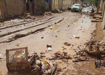 گزارش یک شهروند سیل زده در مورد وضعیت مردم شهر پلدختر همراه با تصاویر