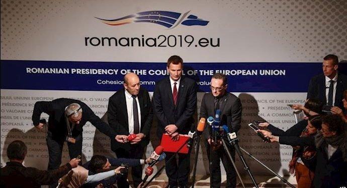 مایک پمپئو پس از هشدار به تهران برای مذاکره درباره ایران به اروپا رفت