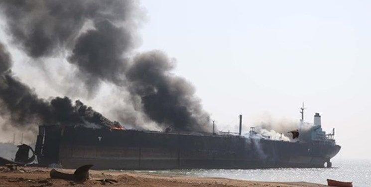 خبرهای تکمیلی از حمله به دو نفتکش در نزدیکی سواحل ایران در دریای عمان