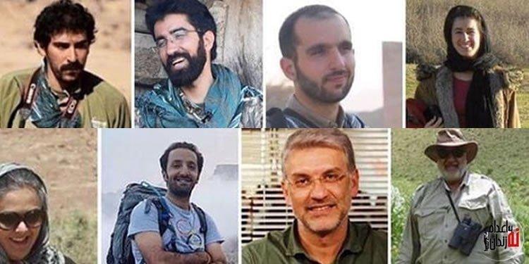 عفو بینالملل خواستار توقف دادن به سرکوب فعالان محیط زیست در ایران شد