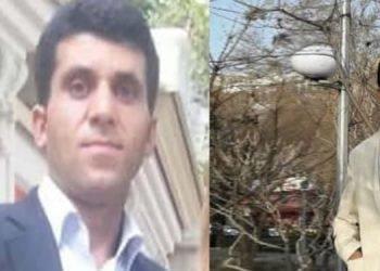 انتقال زندانی سیاسی برزان محمدی از زندان تهران بزرگ به زندان اوین