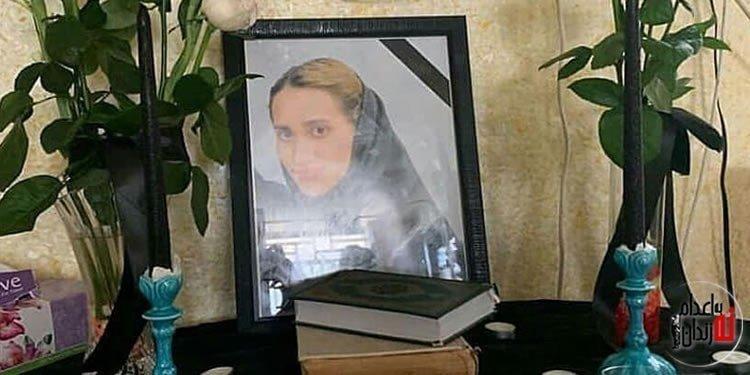 کشته شدن یک دختر ۲۰ ساله به دلیل بیکفایتی مسئولان حکومتی در بزرگراه شیراز