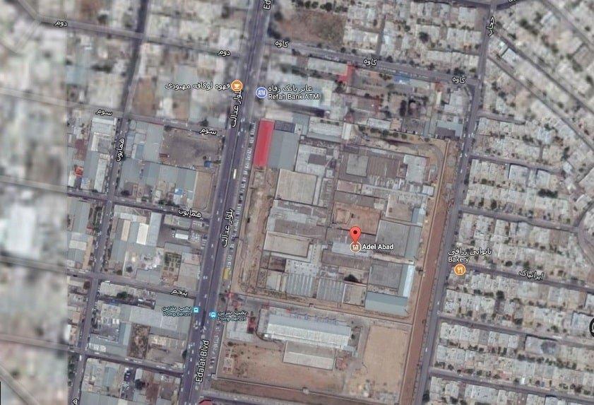 عکس عوایی زندان عادل آباد شیراز
